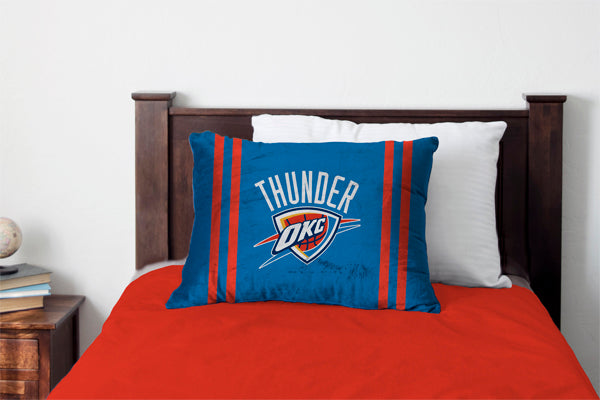 Oklahoma City Thunder Bed Pillow