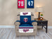 Minnesota Twins Furniture Protector with Elastic Straps