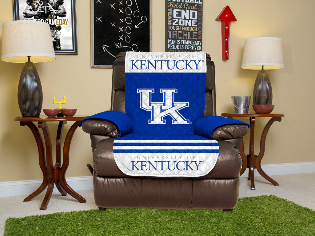 University of Kentucky Furniture Protectors with Elastic Straps