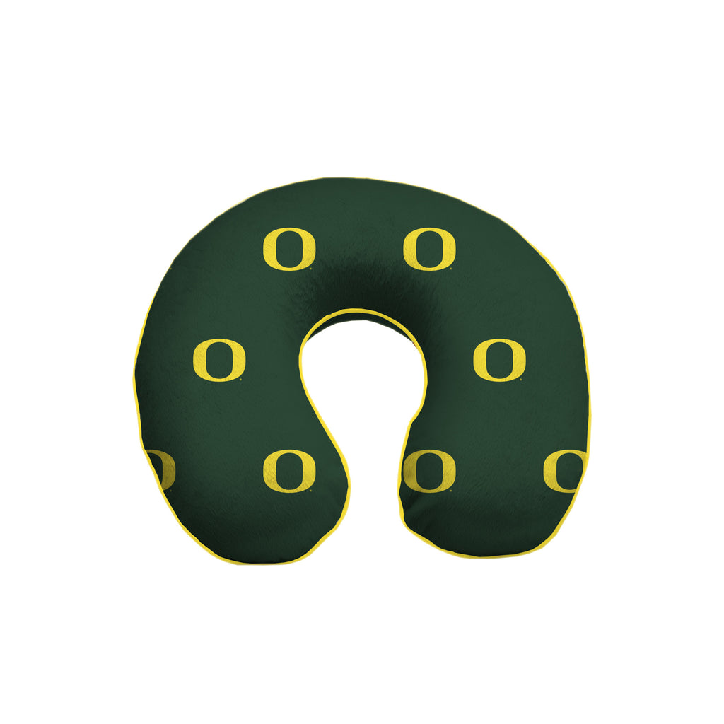 University of Oregon Travel Pillow