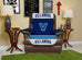 Villanova University Furniture Protector with Elastic Straps