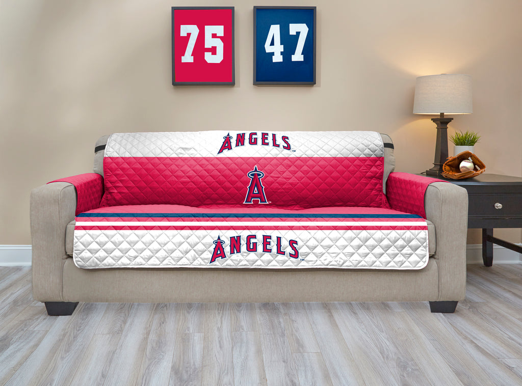 Los Angeles Angels Furniture Protector with Elastic Straps