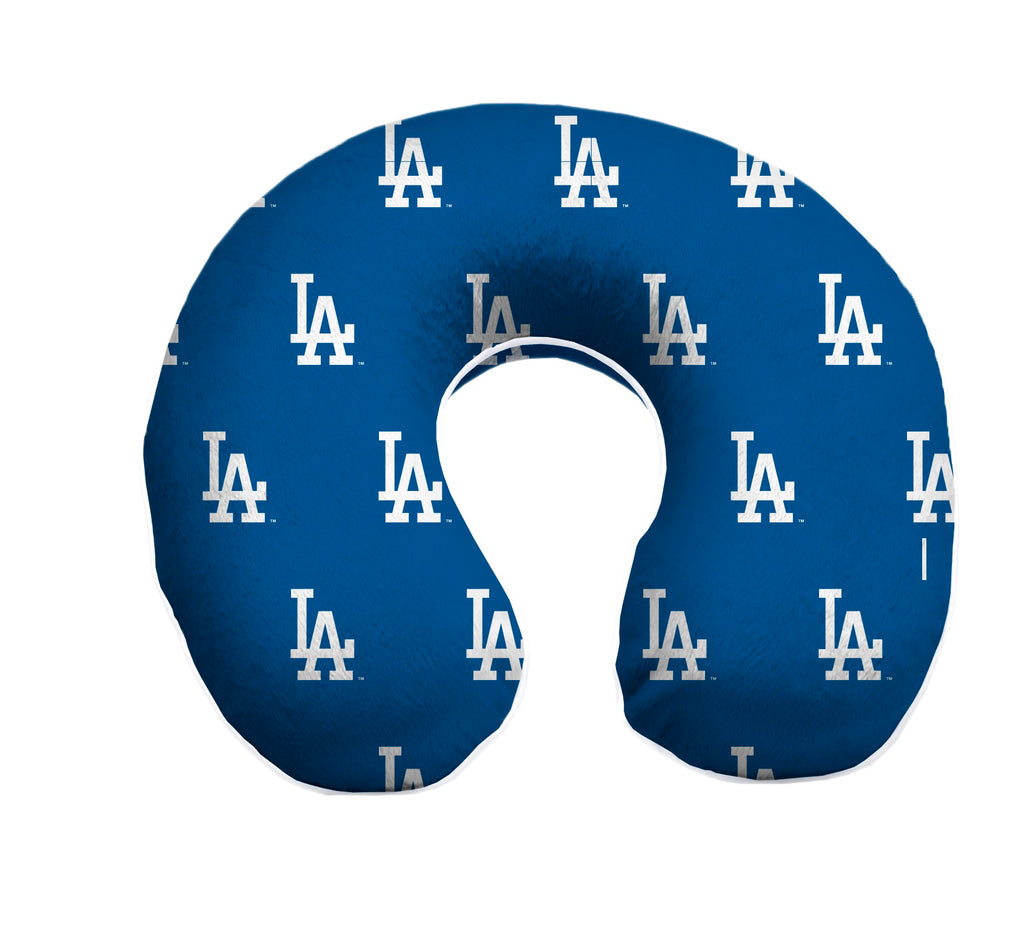Los Angeles Dodgers Travel Pillow
