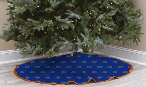 University of Florida Christmas Tree Skirt