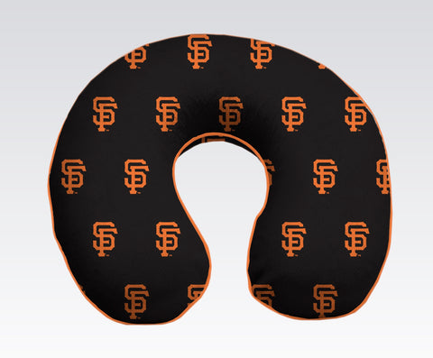 San Francisco Giants Travel Pillow