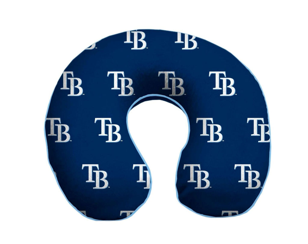 Tampa Bay Rays Travel Pillow