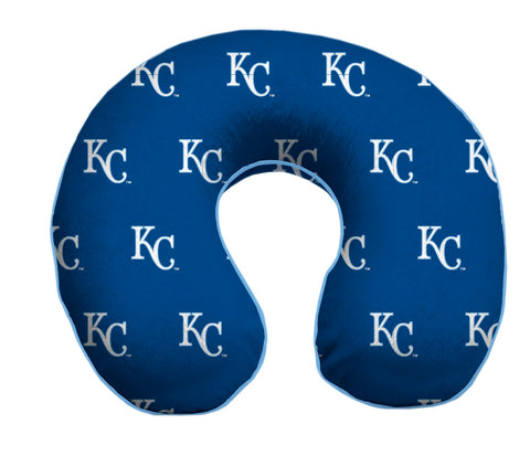 Kansas City Royals Travel Pillow