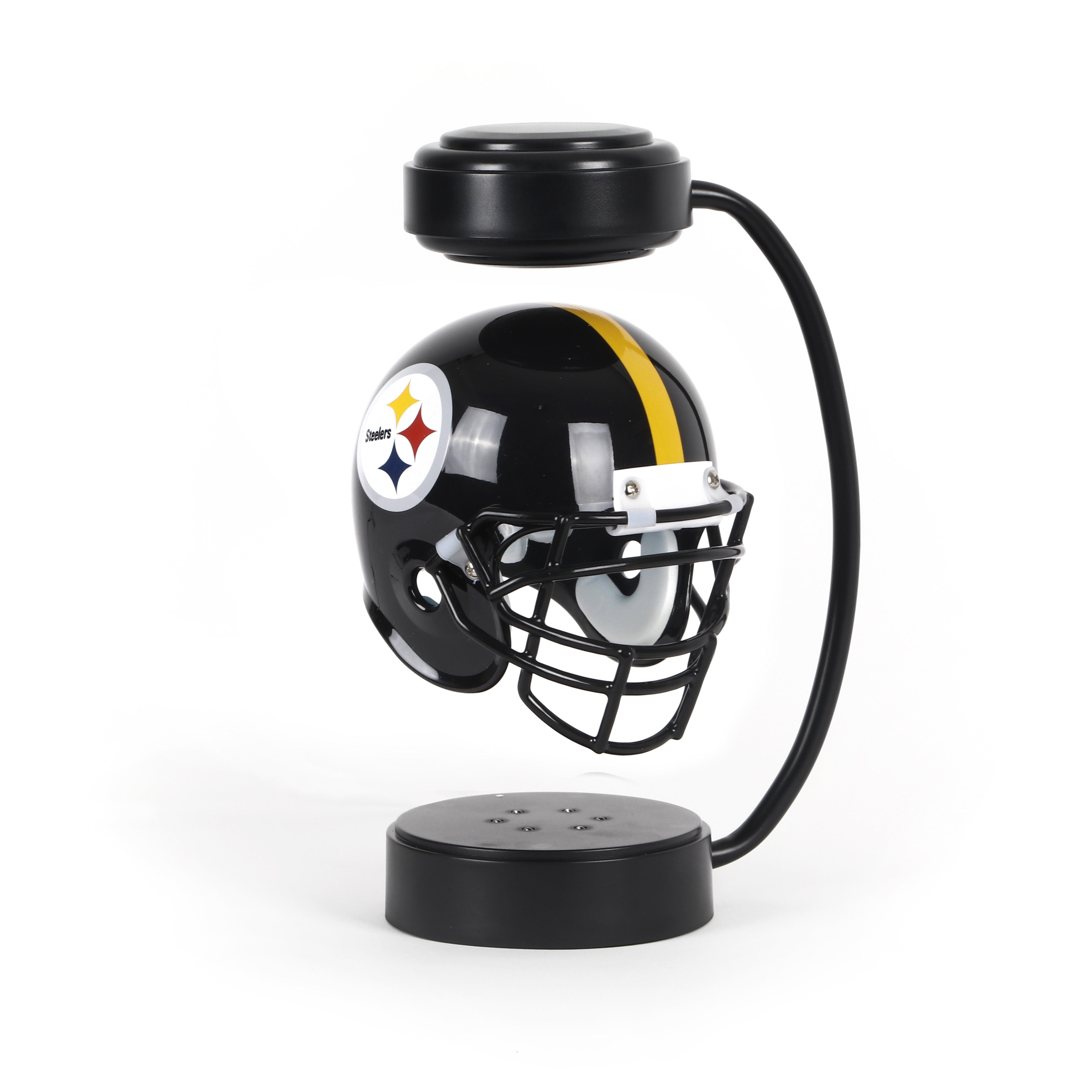 new product 8873d 8e32b Pittsburgh Steelers Hover Helmet - Pegasus Sports Shop