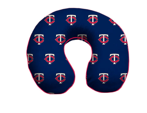 Minnesota Twins Travel Pillow
