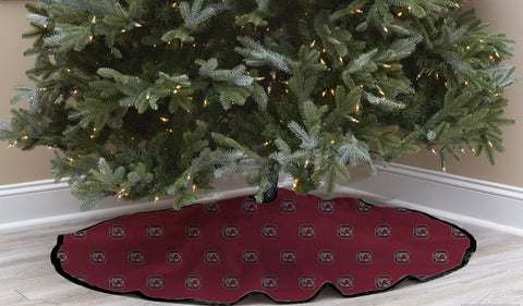University of South Carolina Christmas Tree Skirts