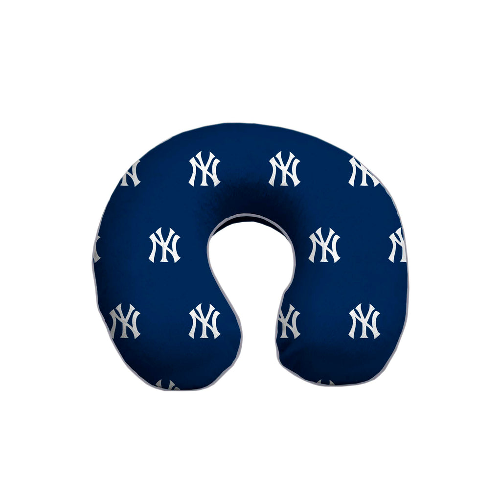New York Yankees Travel Pillow