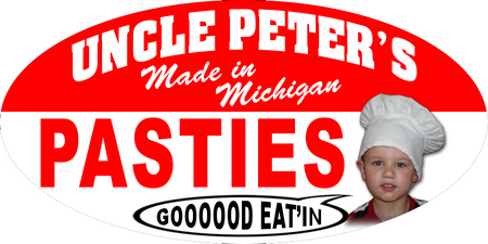 Uncle Peter's Pasties