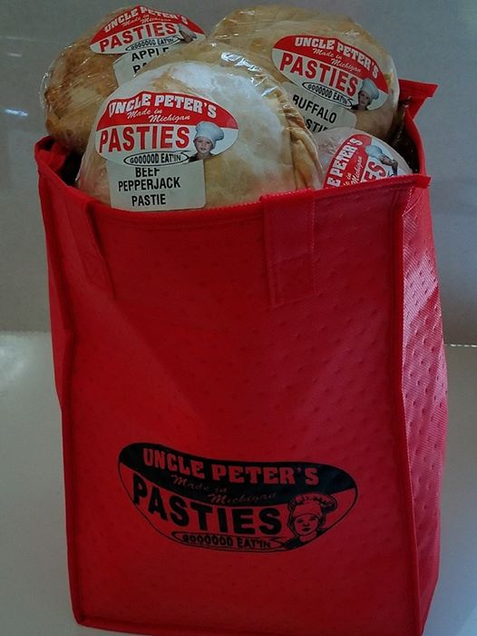 Breakfast Bag - Uncle Peter's Pasties