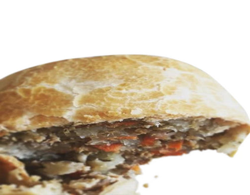 Beef Pastie - Coconut Oil - Uncle Peter's Pasties