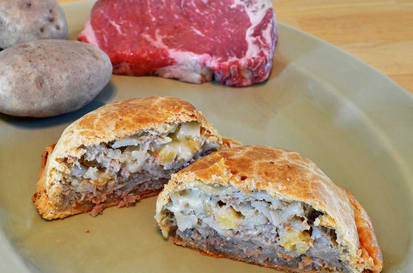 Beef Pastie - Uncle Peter's Pasties