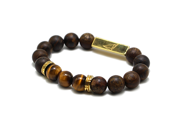 Linked - Tiger eye