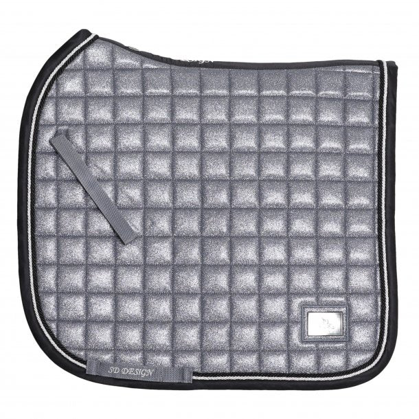 SD Design Hollywood Glamorous Saddlepad Dark Shadow VARIOUS CUTS