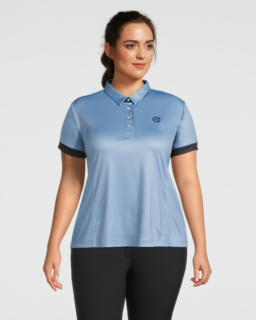 PS of Sweden Curvy Ella technical Polo Shirt VARIOUS COLOURS