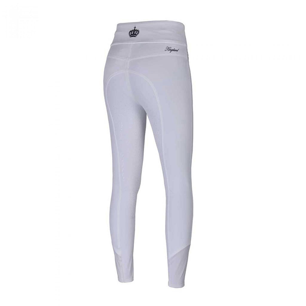 Kingsland Katja Full Seat White Breeches