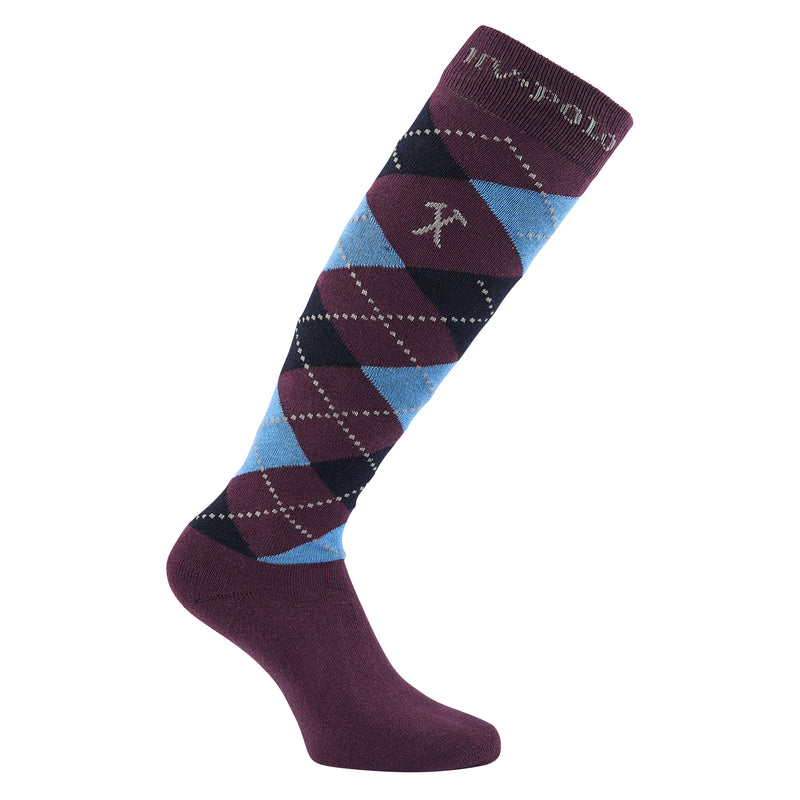 HV Polo Argyle Socks VARIOUS COLOURS