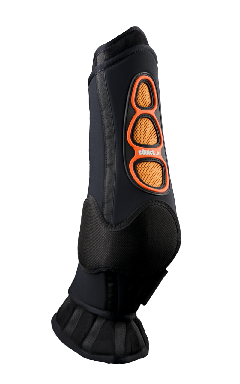 eQuick Stable Boots Aero