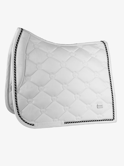 PS of Sweden White Dressage Saddlepad
