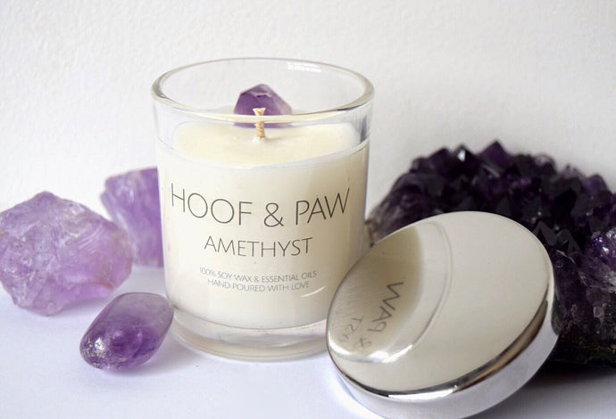 Amethyst- Calming & Relaxing (Small)