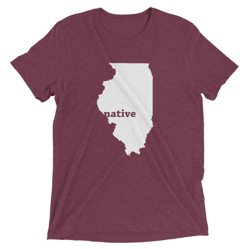 Native Illinois T-Shirt