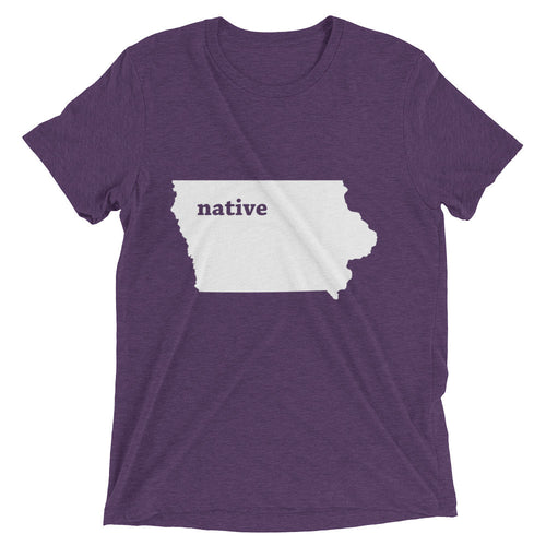 Native Iowa T-Shirt