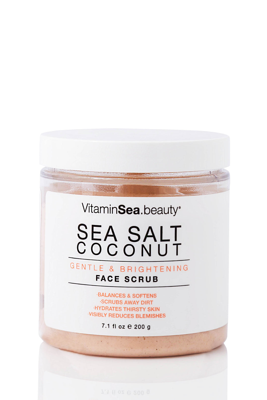 Gentle & Brightening Face Scrub