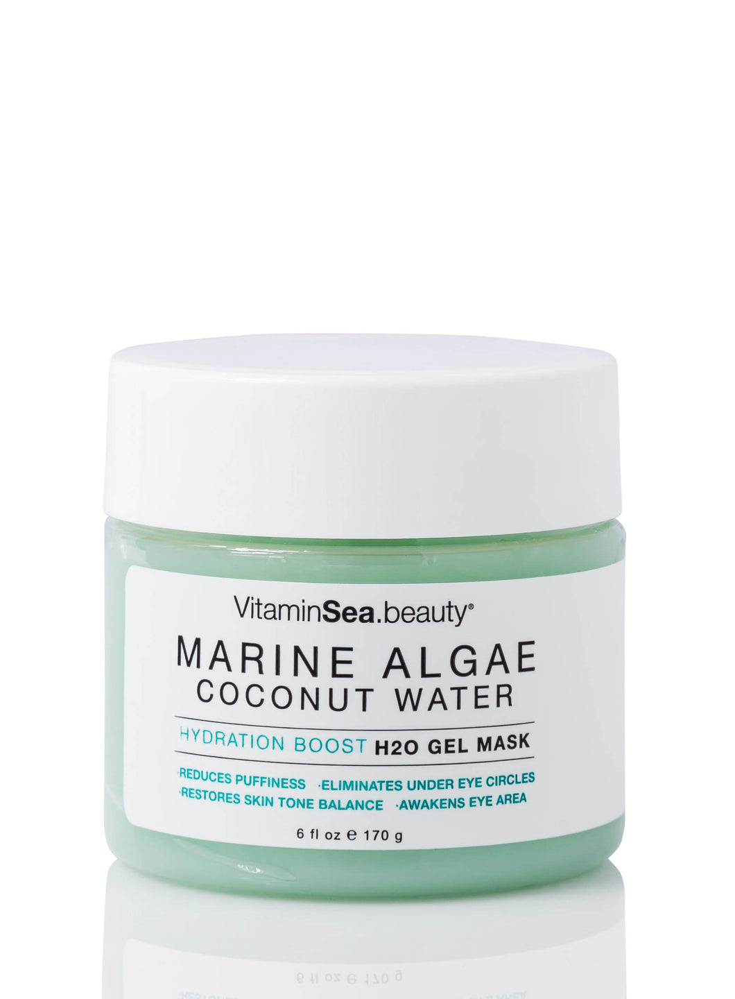 Marine Algae & Coconut Water Hydration Boost H2O Gel Mask