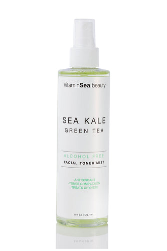 Sea Kale & Green Tea Facial Toner Mist
