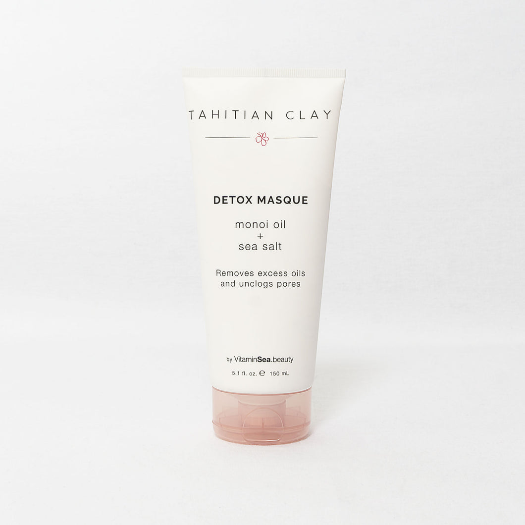 Tahitian Clay Detox Masque