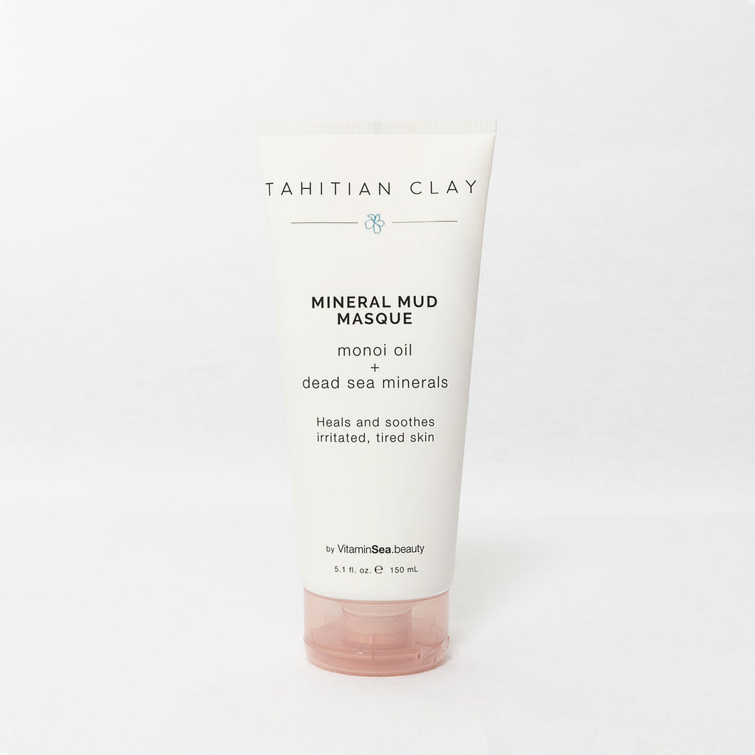 Tahitian Clay Mineral Mud Masque