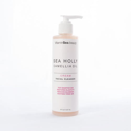 Sea Holly & Camellia Cream Facial Cleanser