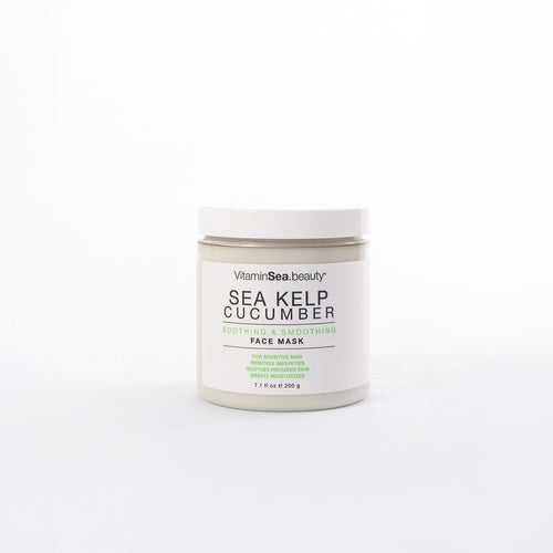 Soothing & Smoothing Face Mask