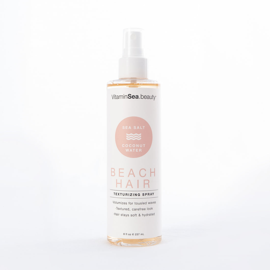 Sea Salt Coconut Water Beach Hair Texturizing Mist