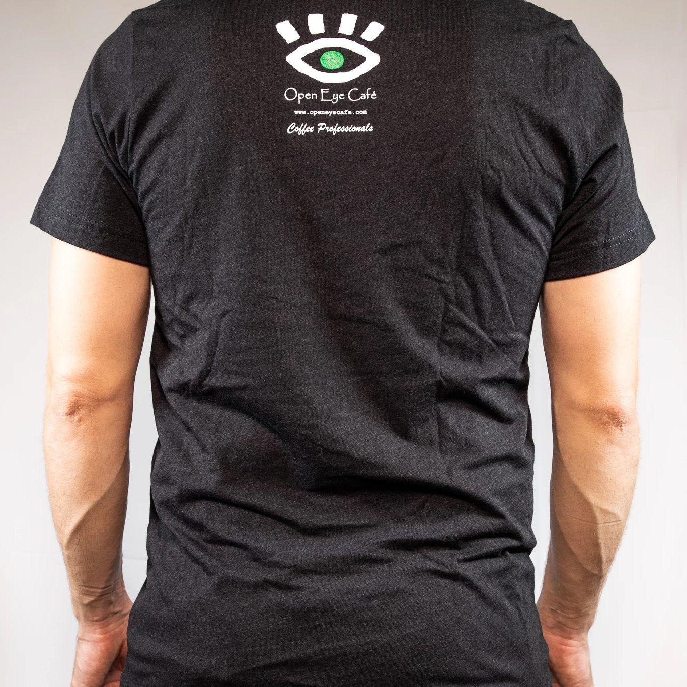 Cyclops Unisex Black T-Shirt