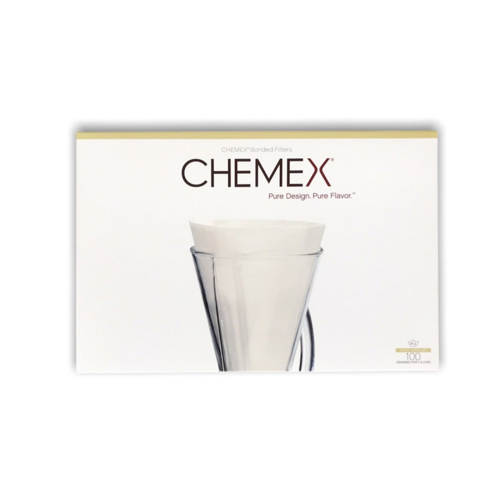 Chemex Unfolded Filters (Pint)