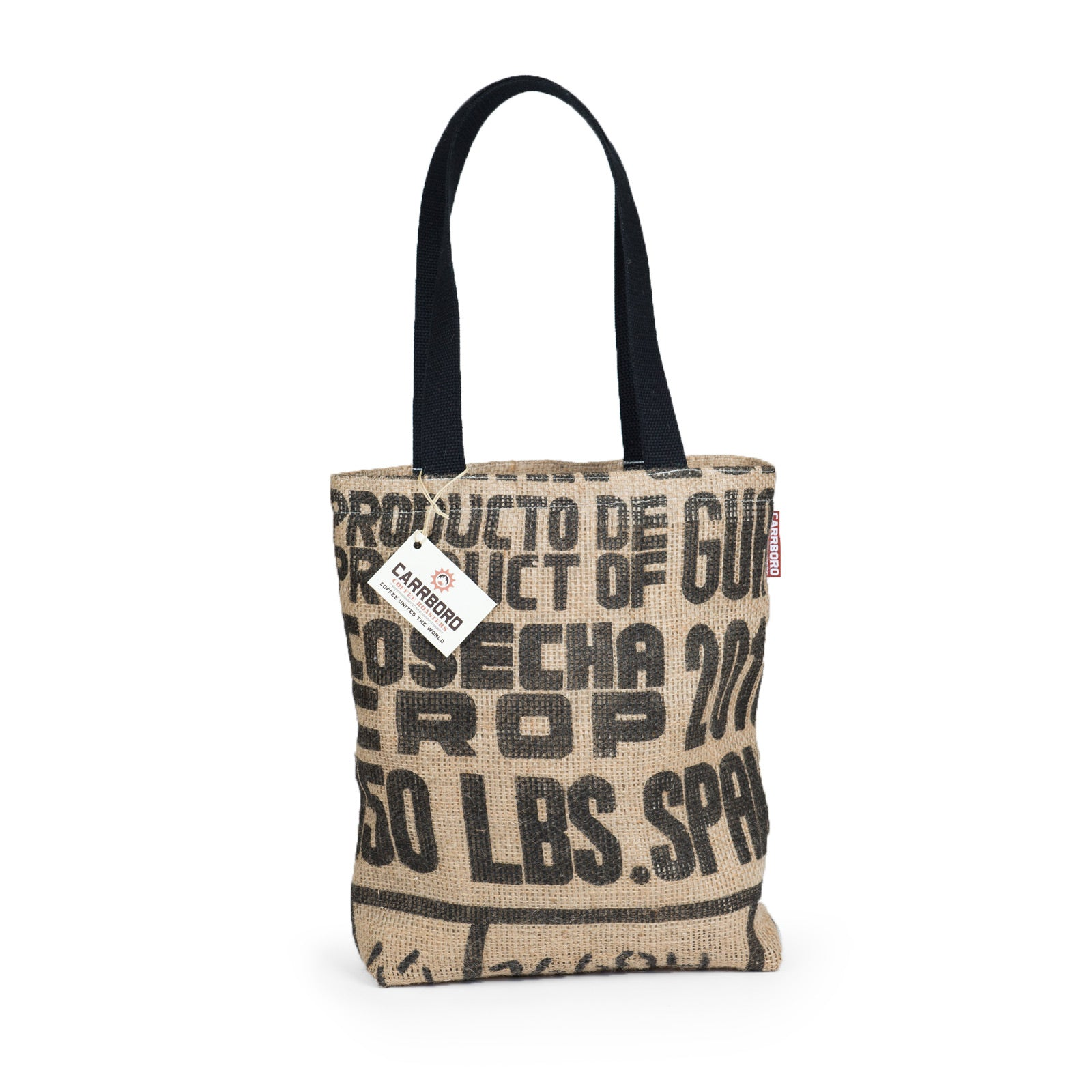 Carrboro Coffee Roasters Green Bean Tote