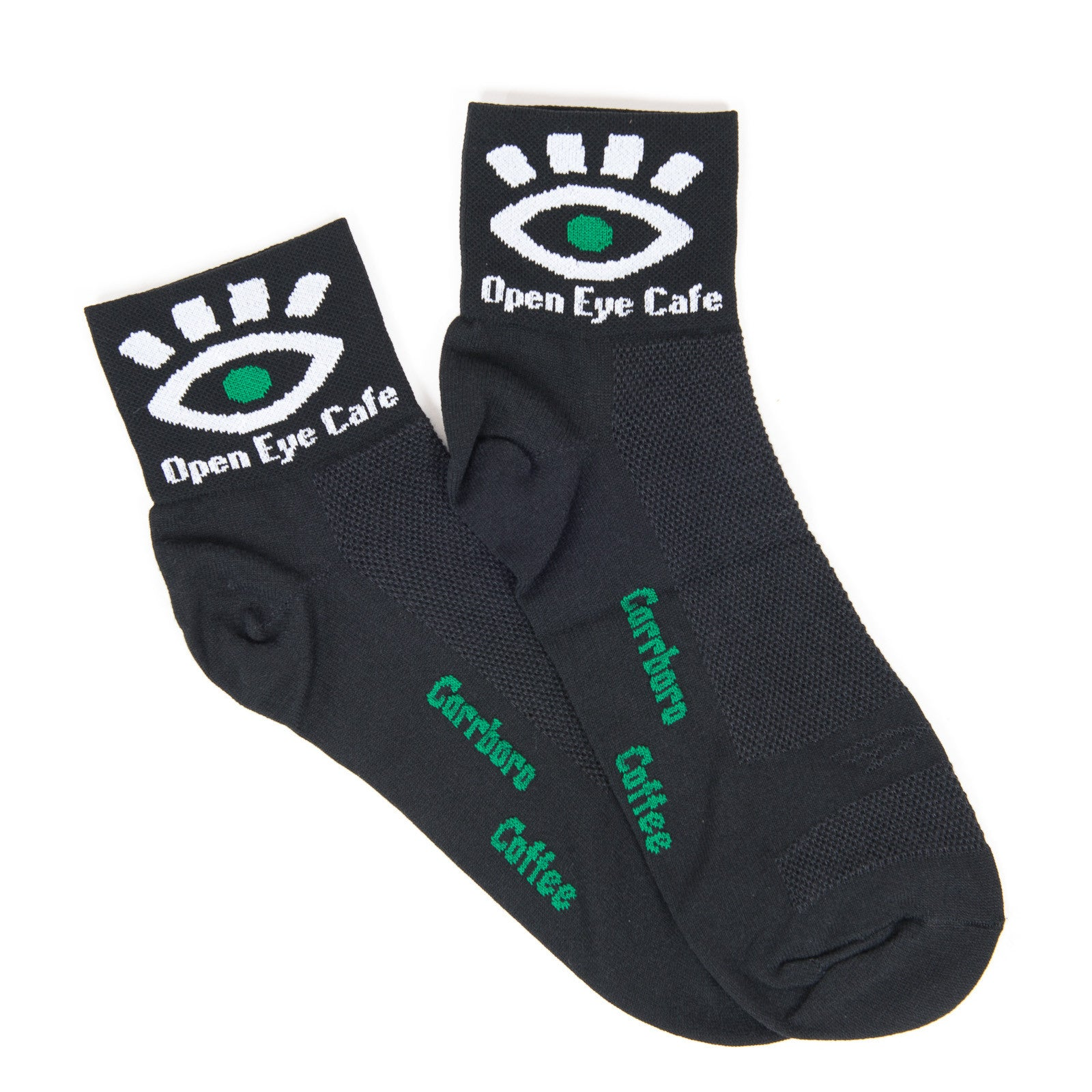 Open Eye Custom Socks