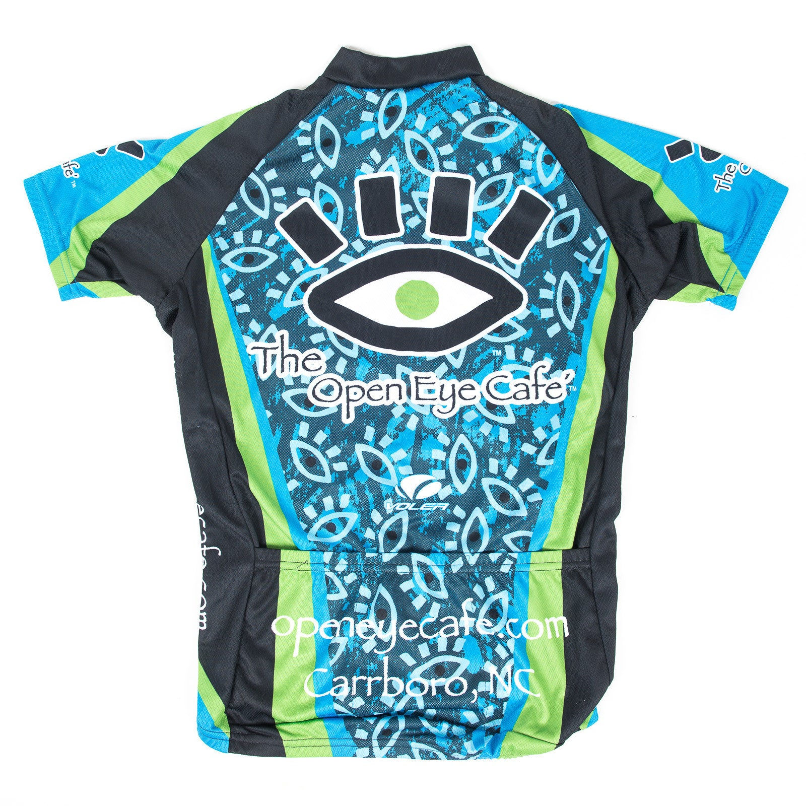 Open Eye Cafe Cycling Jerseys by Voler