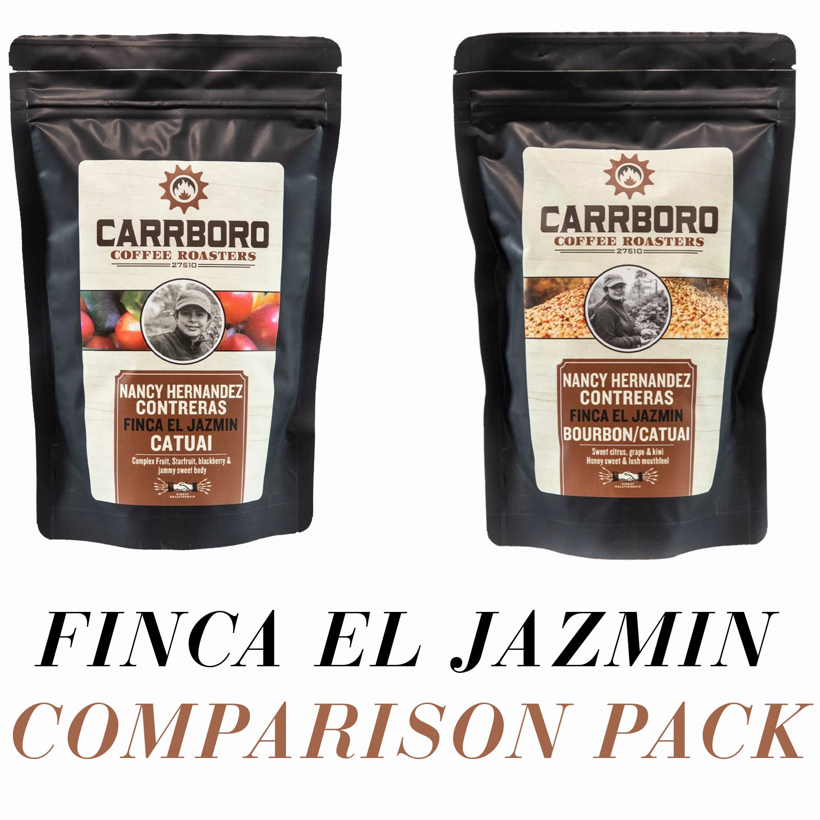 Finca El Jazmin Comparison Pack