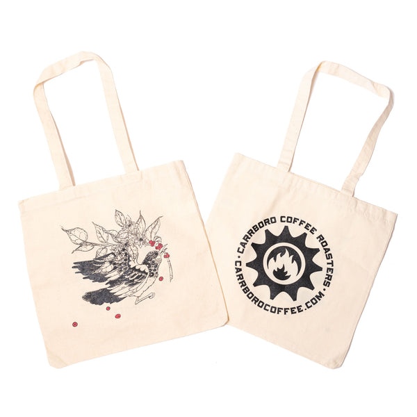 Carrboro Coffee Roasters Tote
