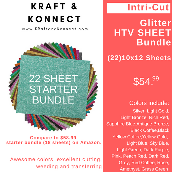 Intri-Cut Glitter Starter Bundle
