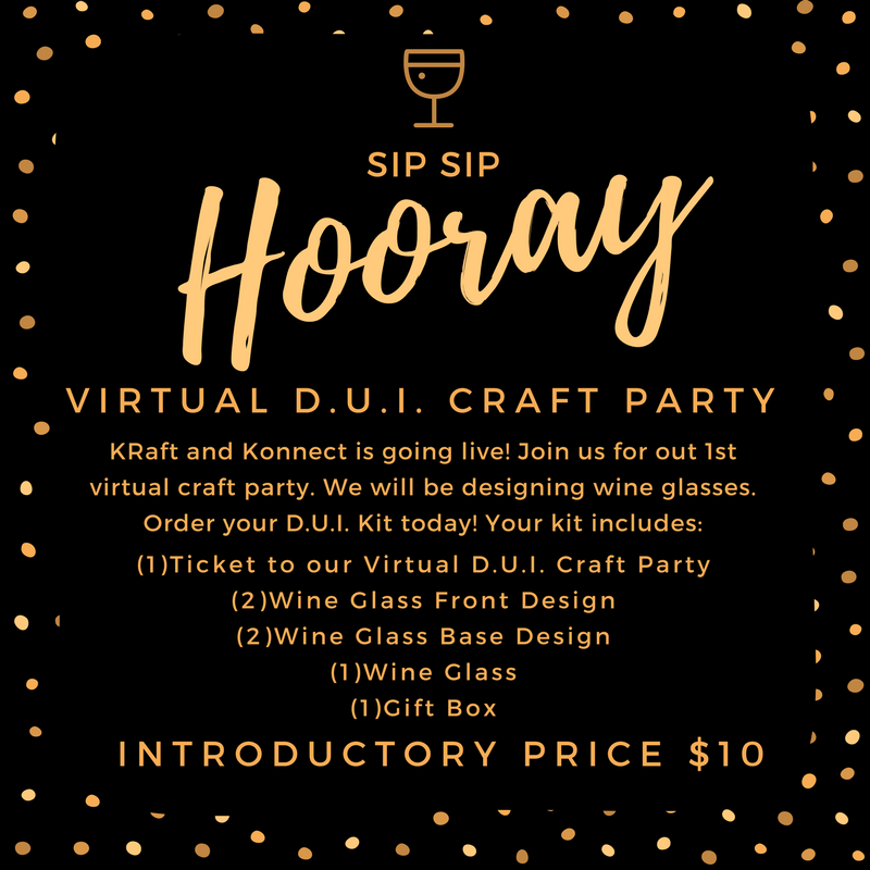 Virtual D.U.I. Craft Class