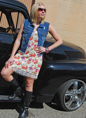 Western Dresses To Wear With Boots