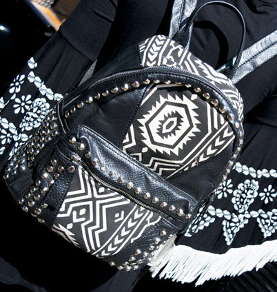 aztec cowgirl back to school back pack