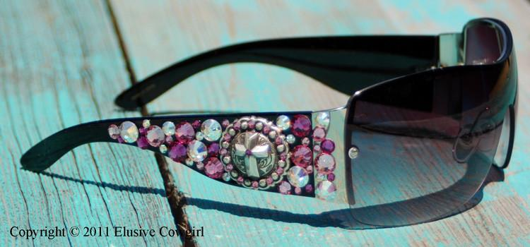 Limited Editon Gypsy Cross Sunglasses - Elusive Cowgirl Boutique