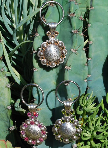 Concho Berry Key Chain - Elusive Cowgirl Boutique